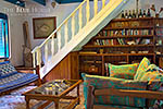 Colonial Style Library